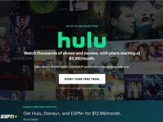 Download gratis indhold fra Hulu
